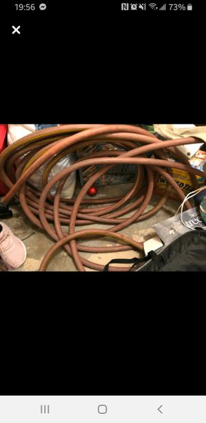 100 ft utility hose tangle free design for Sale in Virginia Beach, VA