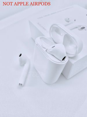 Bluetooth 5.0 Earbuds i12 TWS Headphones for iPhones, Samsung, airpods and any Wireless device for Sale in Lansdowne, PA
