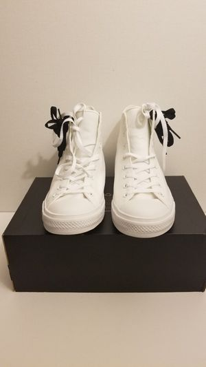 White All Star Chuck Taylor II Foam insoles Size 13 for Sale in Queens, NY