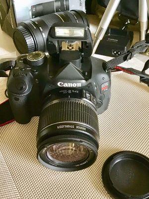 Canon Rebel EOS t3i for Sale in Garden Grove, CA