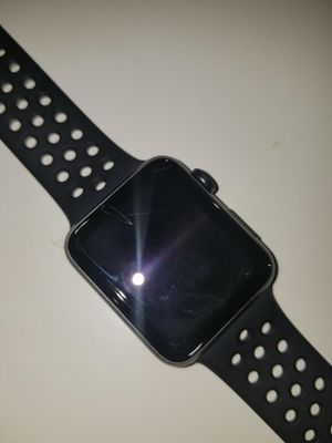 Series 3 Nike Apple Watch 42 mm for Sale in Sterling, VA