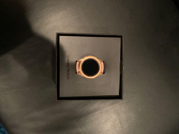 Samsung Galaxy Watch 42mm - Rose Gold - new open box.
