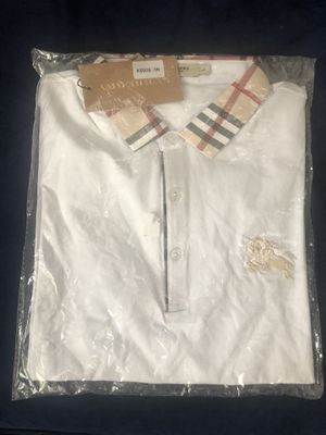 Burberry collard shirt for Sale in Denver, CO