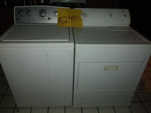Washer and dryer Kenmore for Sale in Santa Ana, CA