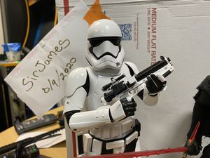 Hot Toys Star Wars First Order Riot Trooper for Sale in Corona, CA