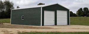 New 30' x 41' x 12' Steel Metal Garage Barn Building for Sale in Rehoboth, MA