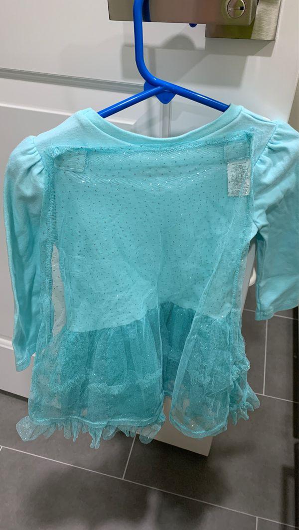 Elsa dress size 3T