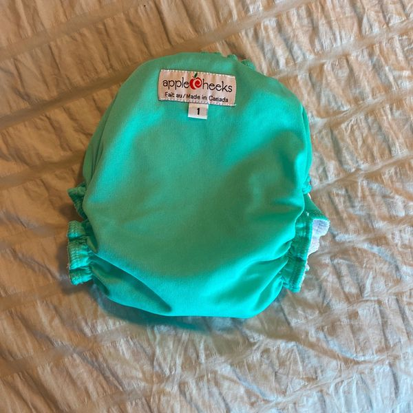 Apple cheeks All In One Cloth Diaper Size 1
