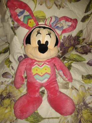 Disney Minnie Mouse Plushie for Sale in Colton, CA