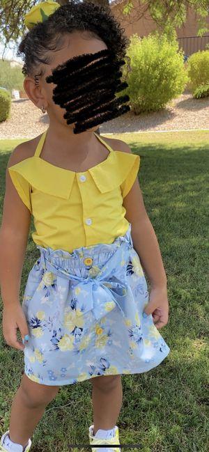 Yellow & blue 3T set for Sale in Phoenix, AZ