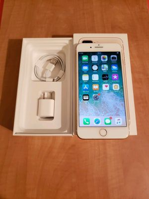 Brand new gold iPhone 7 Plus for $115 for Sale in Los Angeles, CA