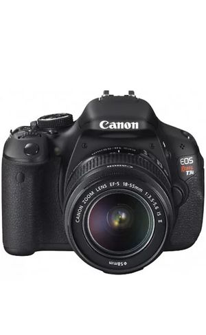 Canon EOS Rebel T3i Digital SLR Camera for Sale in New York, NY