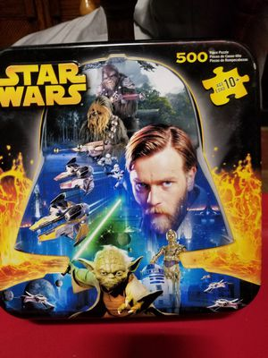 Starwars, fall out and star trek collectables for Sale in Tacoma, WA