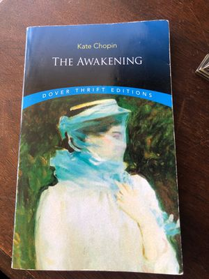 The Awakening by Kate Chopin + handwritten notes for Sale in West Covina, CA