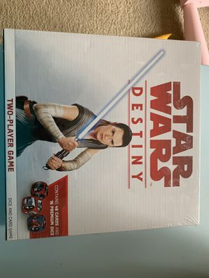 Star wars 2 player board game for Sale in Maplewood, MN