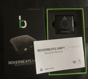 Bluetooth receiver wireless home stereo sound system for Sale in Tampa, FL
