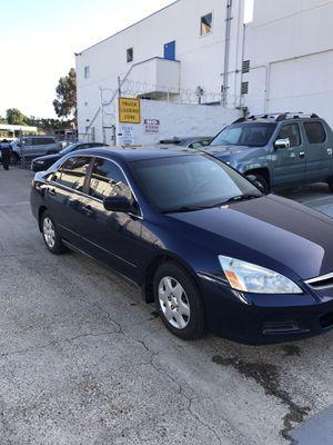 2007 honda accord for Sale in El Cajon, CA