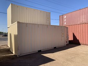 1-Trip 20' Shipping Container for Sale. Best Quality Available Anywhere! for Sale in Phoenix, AZ