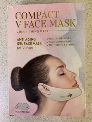 compact v face mask 5 pcs anti aging for Sale in Boca Raton, FL