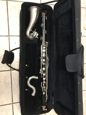 Bass clarinet for Sale in The Woodlands, TX