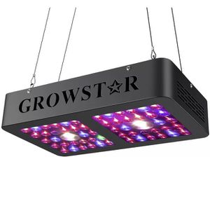 I have 4 grow star Cree COB LED Grow Light, Growstar 600W Reflector Series LEDs for Sale in Sterling Heights, MI