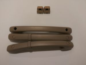 Genuine Mercedes interior roof ceiling handles/w visor clips for Sale in La Mesa, CA