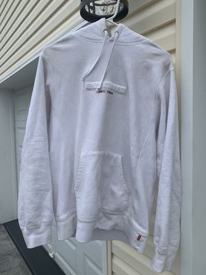 Supreme Embossed Logo Hoodie for Sale in Pemberton, NJ