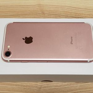 iPhone 7 Rose Gold 256GB for Sale in Portland, OR