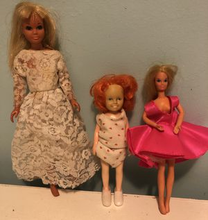 Barbie, Skipper, Annie (3) Doll Set for Sale in Boise, ID