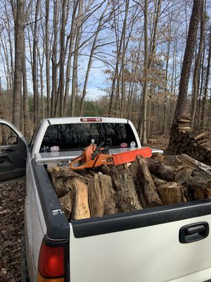 Fire Wood for Sale in Lexington, NC