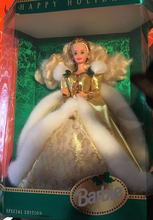 Holiday Barbie 1994 for Sale in Baxter, MN