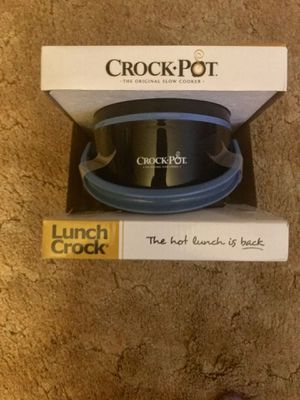 Lunch Crock Pot for Sale in Belleville, IL