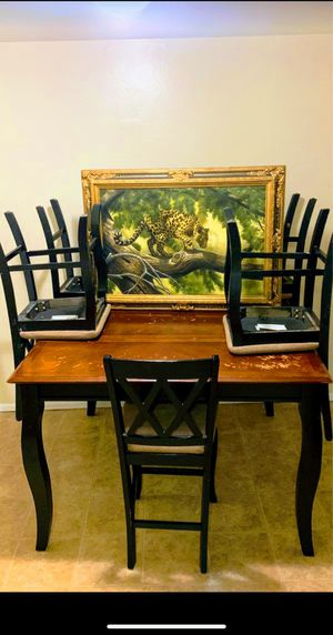 Dining table for Sale in Colorado Springs, CO
