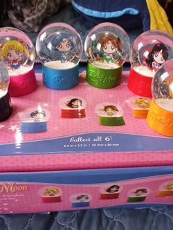 Sailor Moon Snow Globe for Sale in Los Angeles,  CA
