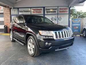 2012 Jeep Grand Cherokee for Sale in Fort Lauderdale, FL