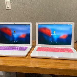 "Beautiful 13"" MacBook Laptop Computer 8GB MacOS 10.11.6 for Sale in Rancho Cucamonga, CA"