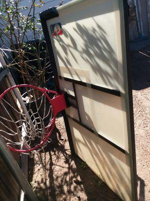 Spalding NBA Basketball hoop for Sale in Muscoy, CA