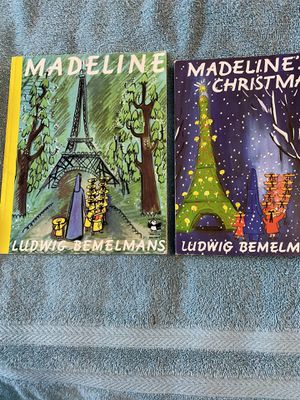 Two Madeline books for Sale in Wallingford, CT