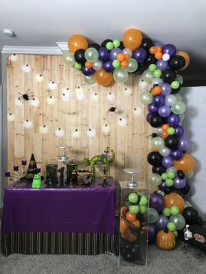 Theme party Decorations booking now!! for Sale in Gaithersburg, MD