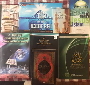Free Islamic materials for Sale in Roseville, CA