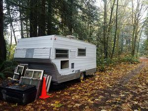1971 Aristocrat Lo-Liner camper trailer for Sale in Olalla, WA