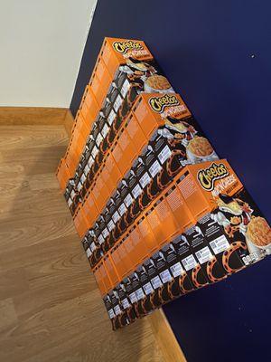 Cheetos Mac N' Cheese Bold & Cheesy Flavor for Sale in Little Falls, NJ