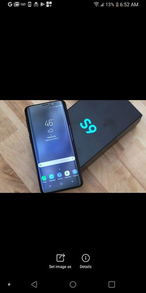 Samsung Galaxy S9 unlock any carrier for Sale in Los Angeles, CA