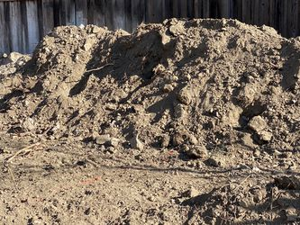 Free Dirt for Sale in Pleasanton,  CA