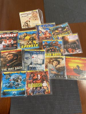 Movies for Sale in Fresno, CA