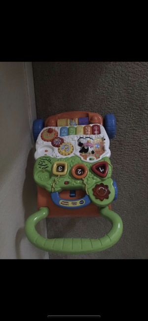 V-Tech Sit to Stand Learning baby Walker for Sale in San Jose, CA