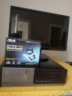 Optiplex 790 250gb SSD - 500gb HDD - Wifi/Bluetooth for Sale in Chicago, IL