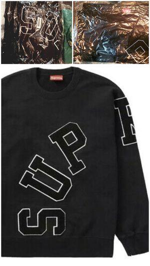Supreme Big Arc Crewneck Sweatshirt for Sale in Ashburn, VA