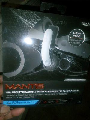 Mantis playstation vr headphones for Sale in Washington, DC