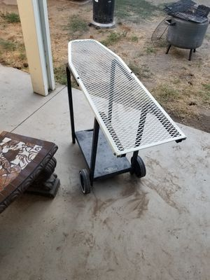 Bbq condiment cart for Sale in Phillips Ranch, CA
